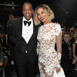 Beyonce-Jay-Z-PDA-Pictures-2014-Grammy-Awards