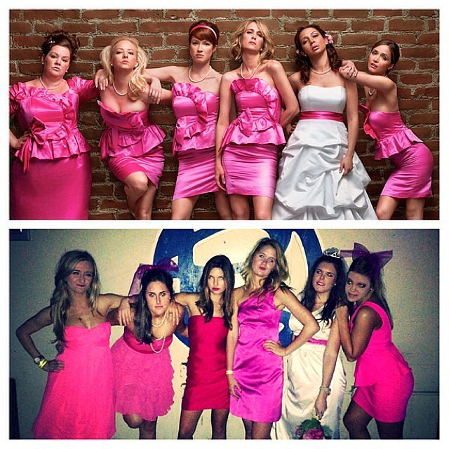 Bridesmaids  sc 1 st  Katie Powell Bell & 13 Clever u0026 Fabulous Halloween Costume Ideas Itu0027s Not Too Late To ...