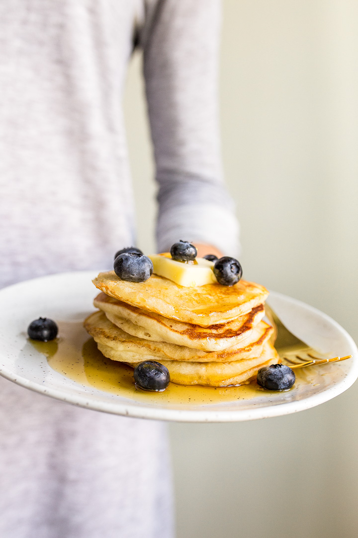 my go-to pancake recipe